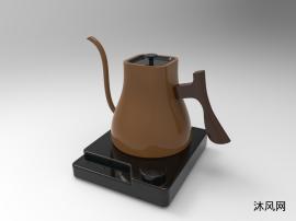 咖啡電水壺