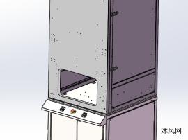 隔音罩模型