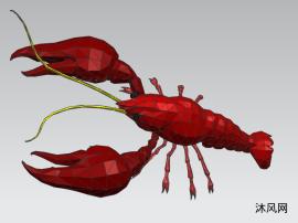 大龍蝦設計模型