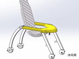 幼兒代步車的設計