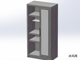 實用衣柜儲物柜