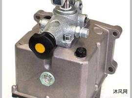 液壓手泵(油箱)模型