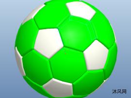 五边形和六边形足球结构