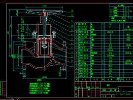 U41S-16C-150柱塞閥