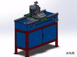 1200型磨刀机三维模型