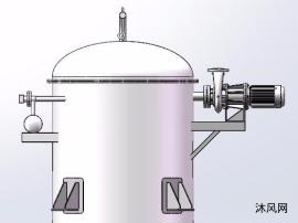 20立方集中除尘器