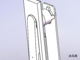 門把手門鎖模型
