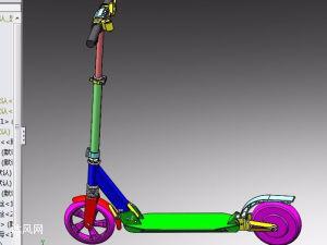 腳踏板車兒童車玩具車-原創設計