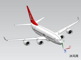 波音737模型