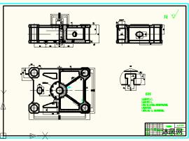 400T四柱液压机设计