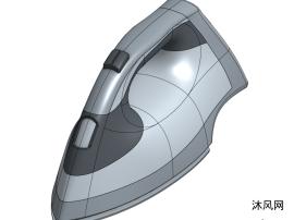 高級蒸汽熨斗模型