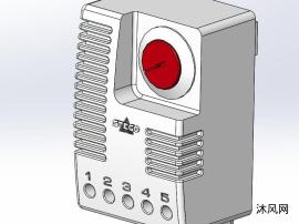 电子恒湿器模型
