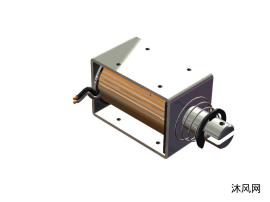 推拉式電磁鐵模型