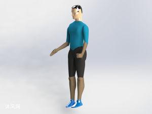 人体模型文件
