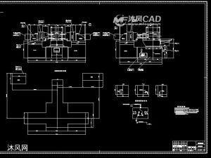 ZH1105柴油機氣缸體三面攻螺紋組合機床(左主軸箱)設計