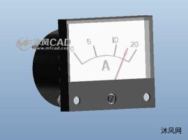 电流表模型