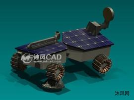 月球车(概念)设计模型(创新设计)